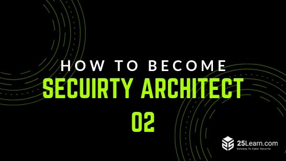 How to become security architect