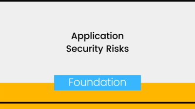 Application Security Risks